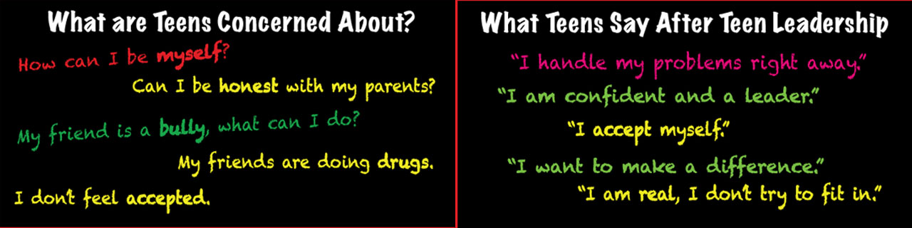 Teen Leadership WorldLegacy What Teens Say